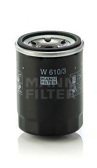 Фильтр масляный MANN W6103: стоимость