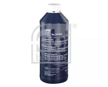 Антифриз G11 синий -30°C 1.5л FEBI 24196: продажа