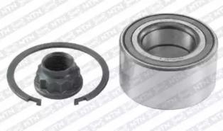 Подшипник ступицы колеса комплект NTN-SNR R16975: описание