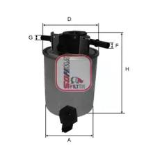Фильтр топливный SOFIMA S 4020 NR: стоимость