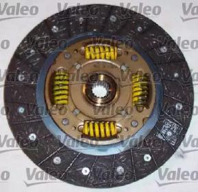 Комплект сцепления VALEO 801514: стоимость