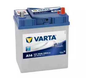 Аккумулятор 40Ач Blue Dynamic VARTA 5401260333132: описание
