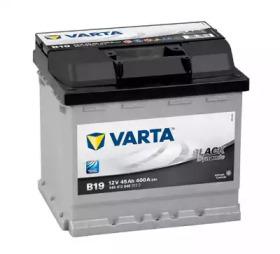 Аккумулятор 45Ач Black Dynamic VARTA 5454120403122: цена
