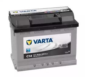 Аккумулятор 56Ач Black Dynamic VARTA 5564000483122: купить