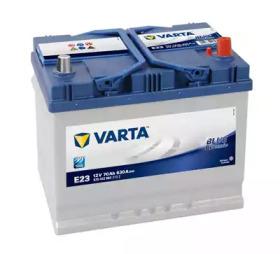 Аккумулятор 70Ач Blue Dynamic VARTA 5704120633132: купить