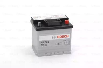 Аккумулятор S3 45Ач 400A BOSCH 0 092 S30 020: заказать