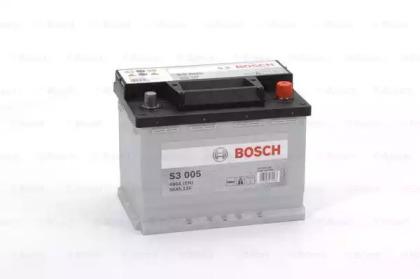 Аккумулятор S3 56Ач 480A BOSCH 0 092 S30 050: описание