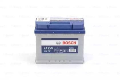 Аккумулятор S4 60Ач 540А BOSCH 0 092 S40 050: продажа