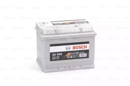 Аккумулятор S5 63Ач 610А BOSCH 0 092 S50 050: цена