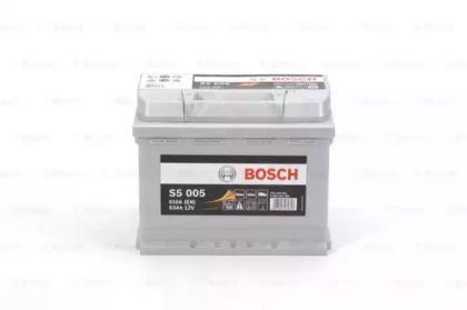 Аккумулятор S5 63Ач 610А BOSCH 0 092 S50 050: стоимость