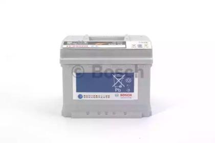 Аккумулятор S5 63Ач 610А BOSCH 0 092 S50 050: описание