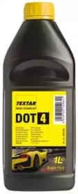 Тормозная жидкость DOT4 1л TEXTAR 95002200: описание