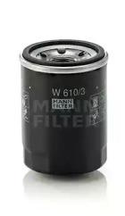 Фильтр масляный MANN W6103: купить