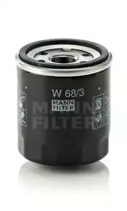 Фильтр масляный MANN W683: заказать
