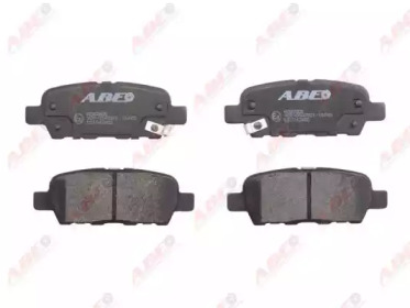 Колодки тормозные ABE C21042ABE: цена