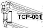 Наконечник катушки зажигания FEBEST TCP-001: стоимость