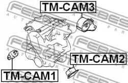 Опора двигателя левая FEBEST TM-CAM2: цена