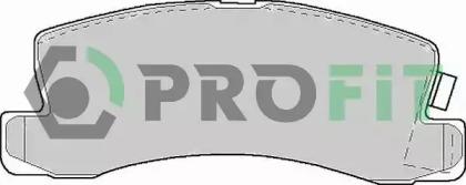 Колодки тормозные PROFIT 5000-0478: купить