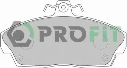 Колодки тормозные PROFIT 5000-0613: цена