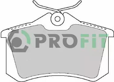 Колодки тормозные PROFIT 5000-1491: купить