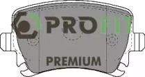 Колодки тормозные PROFIT 5005-1636: продажа