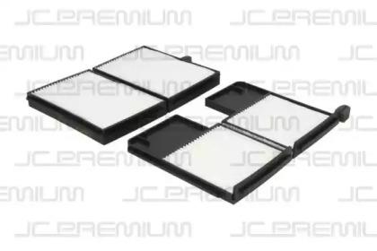 Фильтр воздуха салона JC PREMIUM B42001PR: цена