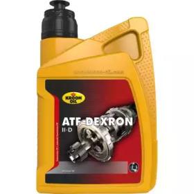 Масло трансмиссионное ATF Dexron II D 1л KROON OIL 01208: цена