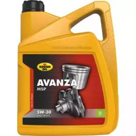 Масло моторное 5W-30 Avanza MSP 5л KROON OIL 33496: стоимость