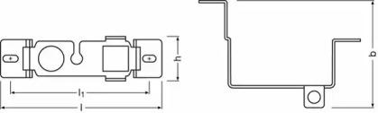 Фары противотуманные LED Fog 101 для Nissan/Renault OSRAM LEDFOG101-NIS-M: продажа