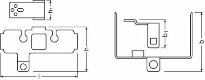 Фары противотуманные LED Fog 101 для Infiniti/Nissan OSRAM LEDFOG101-INF-M: стоимость