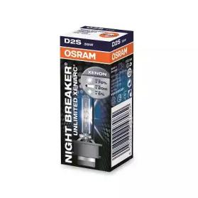 Автолампа ксенон D2S P32D-2 XenArc Night Breaker Unlimited комплект 2шт OSRAM 66240XNB-HCB: цена