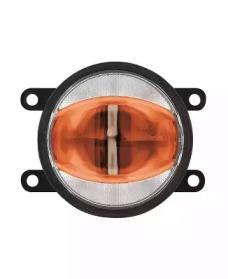 Фары противотуманные LED ORANGE 2шт OSRAM LEDFOG103-OG: цена