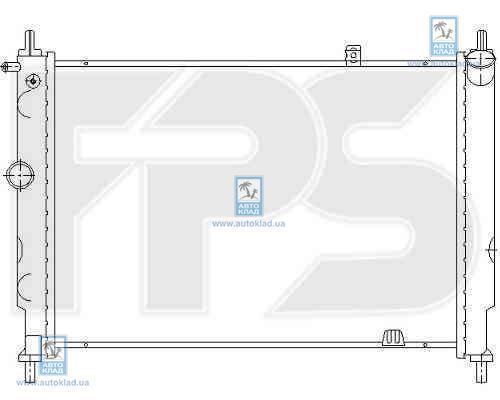 Радиатор охлаждения FPS 52A275P