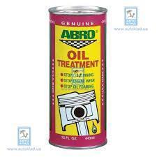 Присадка в масло 443мл ABRO AB500