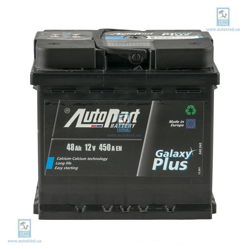 Аккумулятор 48Ач Euro Plus (0) AUTOPART ARL048P00