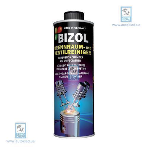 Очиститель клапанов 250мл BIZOL B3986