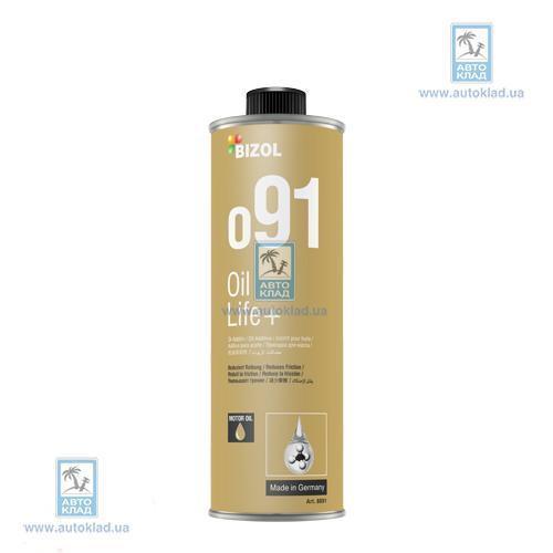 Присадка противоизносная в масло Oil Life+ o91 0.25л BIZOL B8891