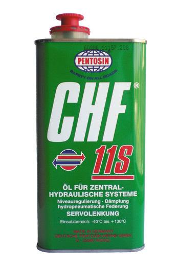 Масло гидравлическое Pentosin CHF 11S 1л BMW 83 29 0 429 576