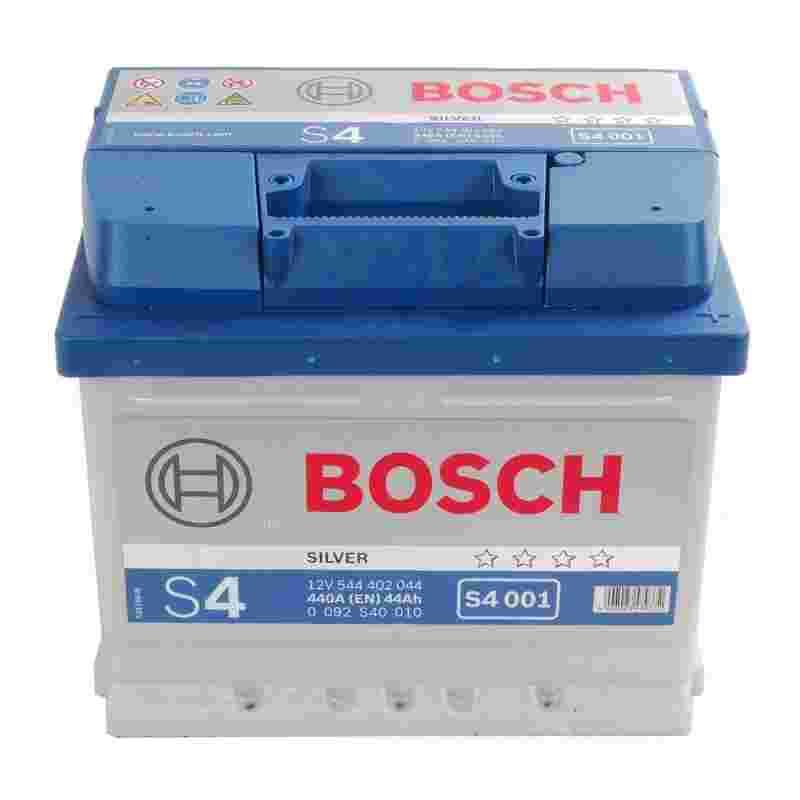 Аккумулятор S4 44Ач 440A BOSCH 0092S40010