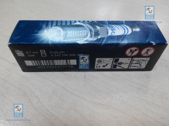 Свеча зажигания BOSCH 0242230506