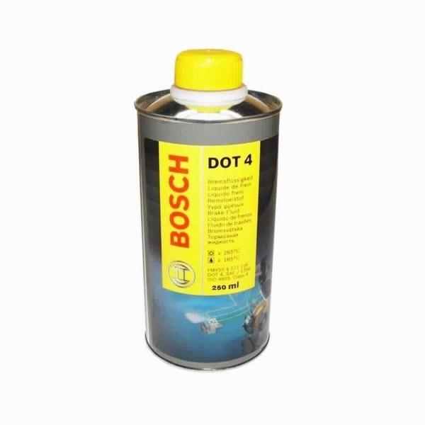 Тормозная жидкость DOT 4 250мл BOSCH 1987479105