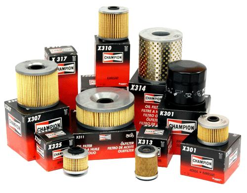 Фильтр масляный CHAMPION E101606