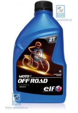Масло для 2Т двигателей OFF ROAD 1л ELF ELF0050