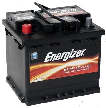 Аккумулятор 45А 400A ENERGIZER 545412040
