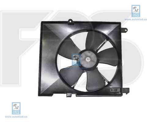 Вентилятор радиатора FPS 17W20