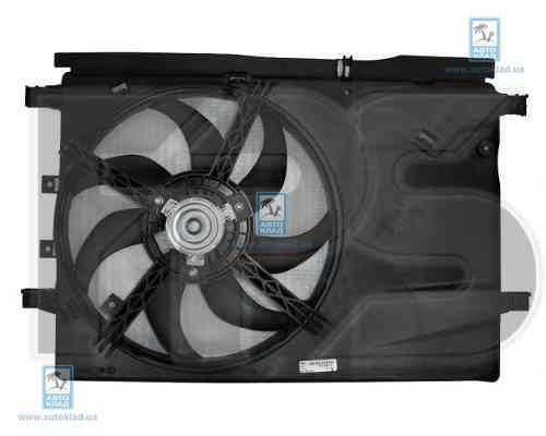 Вентилятор радиатора FPS 26W817