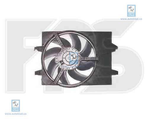 Вентилятор радиатора FPS 28W154