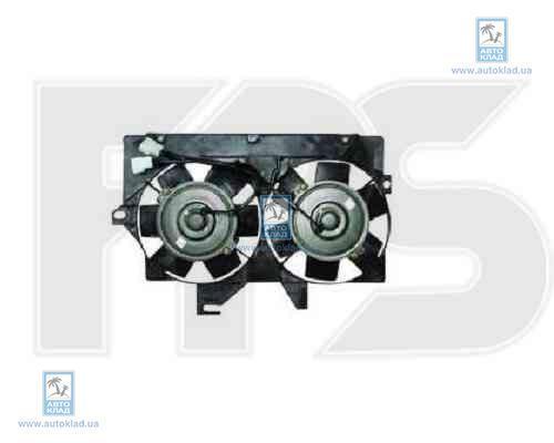 Вентилятор радиатора FPS 28W159