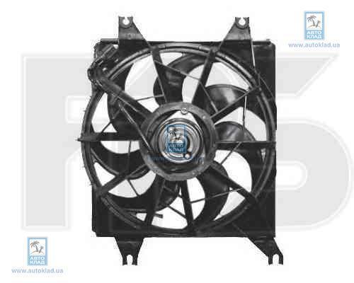 Вентилятор радиатора FPS 32W89