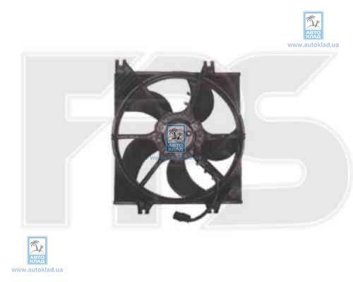 Вентилятор радиатора FPS 32W91